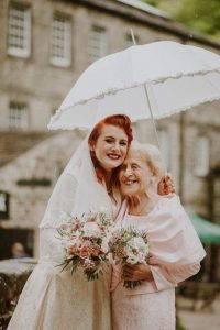 Catriona and Gran