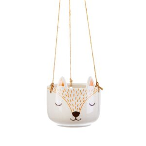 Hanging Fox Planter